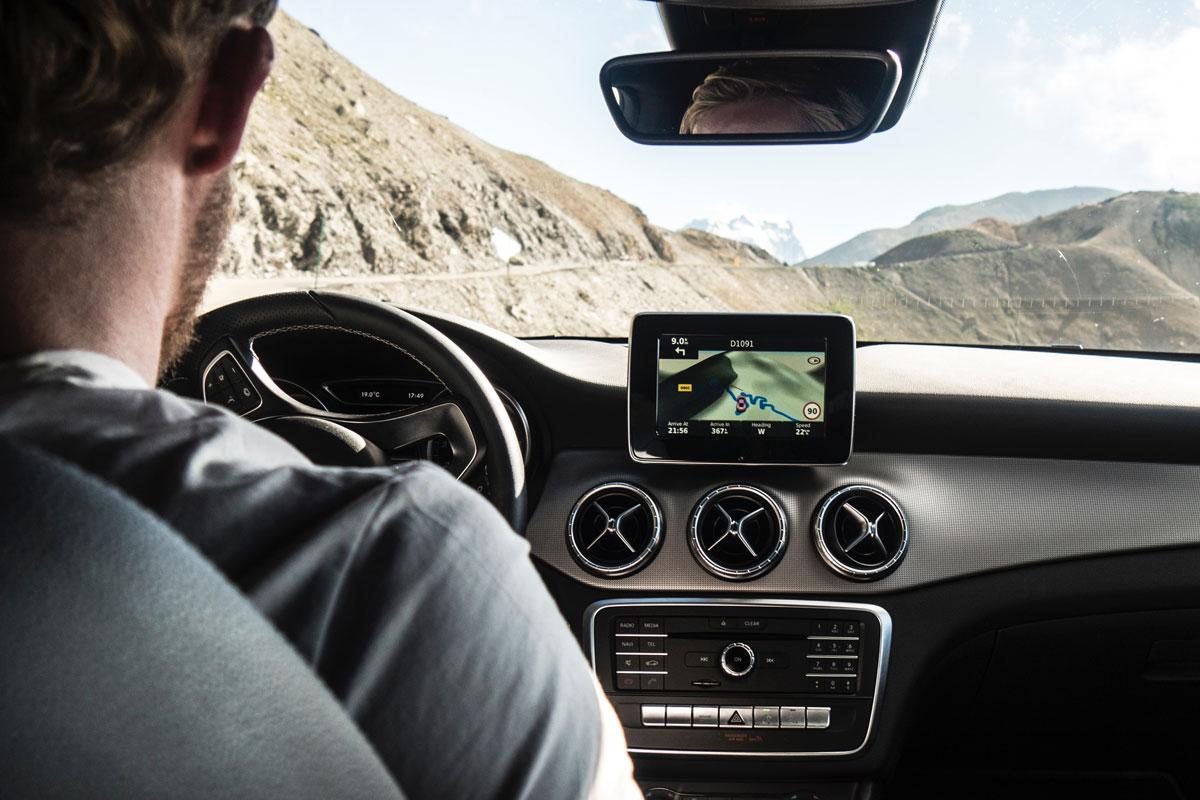 in-car-navigation